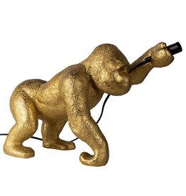 Gorilla lamp / Gold