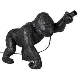 Gorilla lamp / Zwart