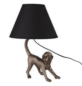 Monkey lamp