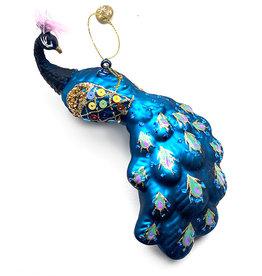 Christmas ornament / Peacock