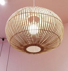 Pendant Light / Bamboo XL