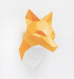 Papieren Vos / Oranje
