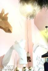 Paper Kit / Giraffe / Gold