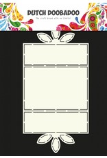 Dutch Doobadoo Dutch Fold Card Art A4 Flower A4