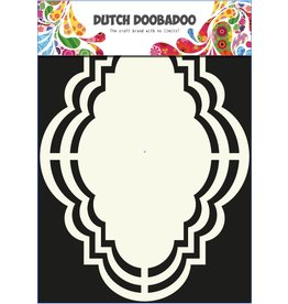 Dutch Doobadoo Dutch Shape Art Romantic