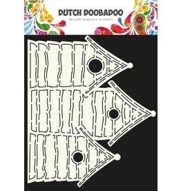 Dutch Doobadoo Dutch Card Art Beachhouse A4