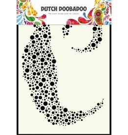 Dutch Doobadoo Dutch Mask Art A6 Bubbles