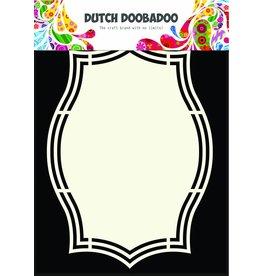 Dutch Doobadoo Dutch Shape Art A5 -3