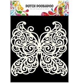 Dutch Doobadoo Dutch Mask A5 Butterfly