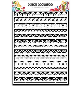 Dutch Doobadoo Dutch Paper Art A5 Borders