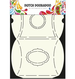 Dutch Doobadoo Dutch Box Art A4 Pillow Box