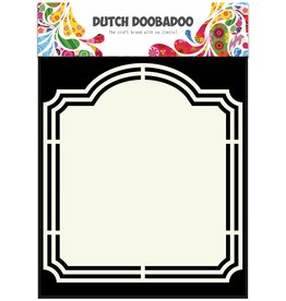 Dutch Doobadoo Dutch Shape Art A5 Frame