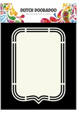Dutch Doobadoo Dutch Shape Art Tag A5