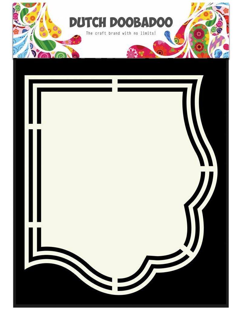 Dutch Doobadoo Dutch Shape Art Ornament A5