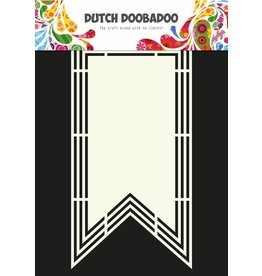 Dutch Doobadoo Dutch Shape Art A4 XL Flag