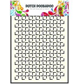 Dutch Doobadoo Dutch Mask Art A5 Geomatric Square