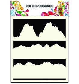 Dutch Doobadoo Dutch Mask Art A5 Landscape
