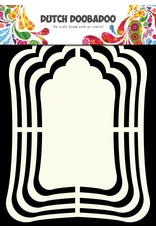 Dutch Doobadoo Dutch Shape Art Label Mirror