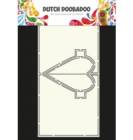 Dutch Doobadoo Dutch Card Art Heart Pop Up A4
