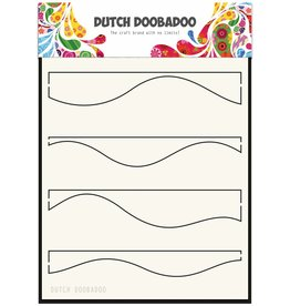 Dutch Doobadoo Dutch Mask Art Waves A5