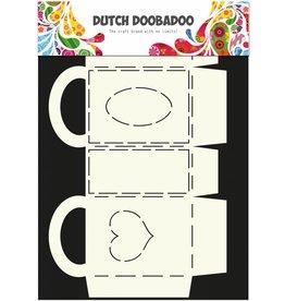Dutch Doobadoo Dutch Box Art A4 Handbag