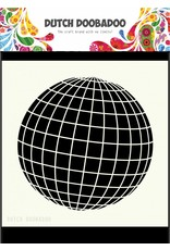 Dutch Doobadoo Dutch Mask Art 15 X 15 cm Earth