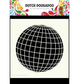 Dutch Doobadoo Dutch Mask Art 15 X 15 cm Earth