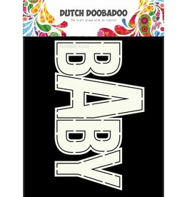 Dutch Doobadoo Dutch Card Art Baby A5