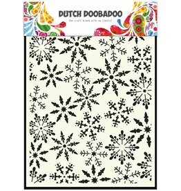 Dutch Doobadoo Dutch Mask Art A5 Ice Stars