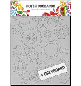 Dutch Doobadoo Dutch Greyboard A6 Gears