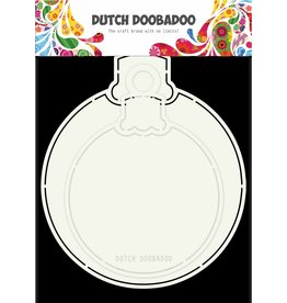 Dutch Doobadoo Dutch Card Christmas Ball 2pcs A5