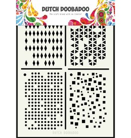 Dutch Doobadoo Dutch Mask Art A5 Multistencil