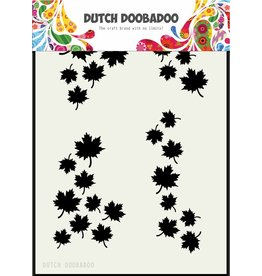 Dutch Doobadoo Dutch Mask Art A5 Autumn Leaves