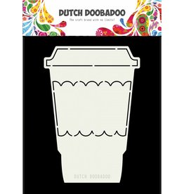 Dutch Doobadoo Dutch Card Art Coffee Mug A5