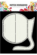 Dutch Doobadoo Dutch Card Art Coffee Pot A5