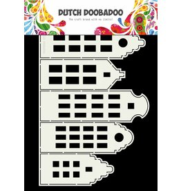 Dutch Doobadoo Dutch Card Art Houses A4