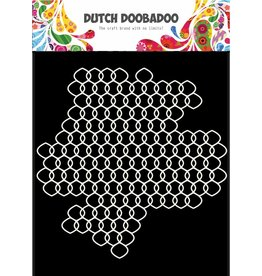 Dutch Doobadoo Dutch Mask Art A5 15 x 15 Grid