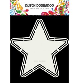 Dutch Doobadoo Dutch Shape Art Star A4