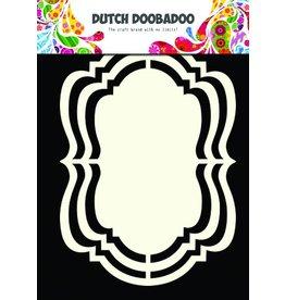 Dutch Doobadoo Dutch Shape Art A5 Ornate