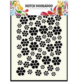 Dutch Doobadoo Dutch Mask Art A5 Flowers