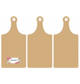 Dutch Doobadoo Dutch MDF Art Cheeseboard