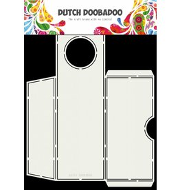 Dutch Doobadoo Dutch Card Art Deurhanger A4