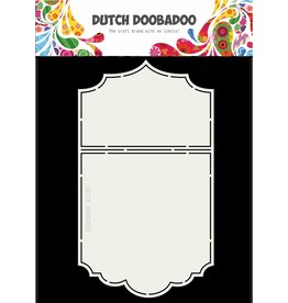 Dutch Doobadoo Dutch Card Art Ticket A5