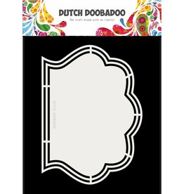 Dutch Doobadoo Dutch Shape Art CL A5