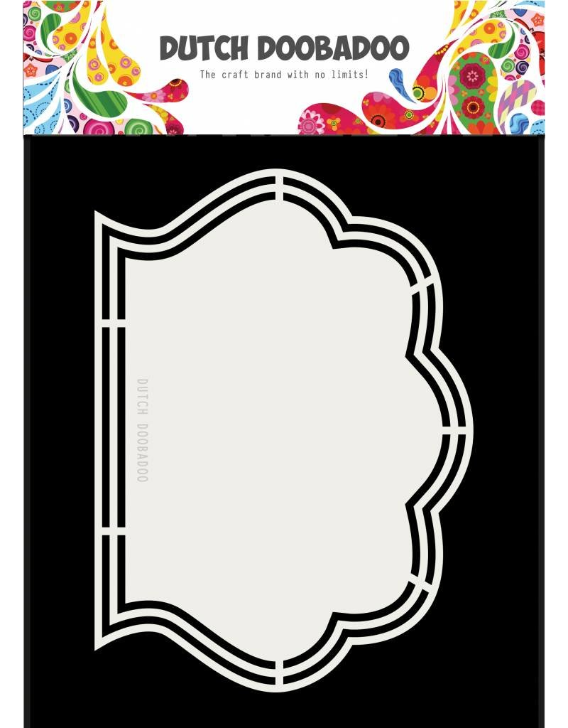 Dutch Doobadoo Dutch Shape Art CL A5