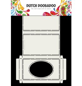 Dutch Doobadoo Dutch Box Art oval window A4