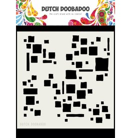 Dutch Doobadoo Dutch Mask Art Squares 15x15cm