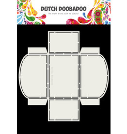 Dutch Doobadoo Dutch Box Art Cookies 20x20cm