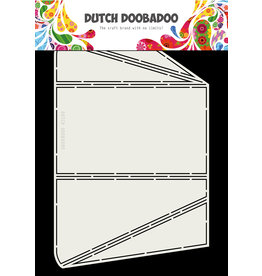 Dutch Doobadoo Fold Card art Tuck A4