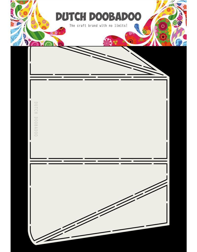 Dutch Doobadoo Fold Card art Tuck A4